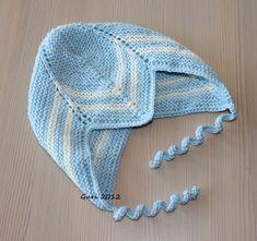 Hvordan strikke sammen istedet for å sy; en step by step forklaring; Amigurumi Patterns, Knitting Patterns, Crochet Patterns, Knitting For Kids, Baby Knitting, Free Crochet, Crochet Hats, Crochet Top Outfit, H Design