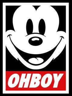Oh Mickey i love ur smile!!!