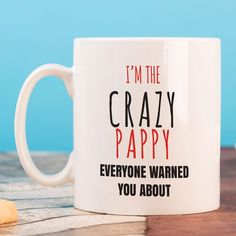 Personalised Mug - I'm The Crazy | GettingPersonal.co.uk