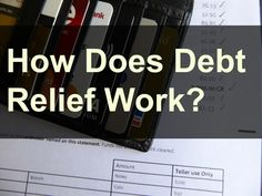 How does Debt Relief Work? Debt consolidation can help consumers save money by consolidating multiple high interest rate debts into a single, more affordable monthly payment. Ways To Save Money, Money Tips, Money Saving Tips, Saving Ideas, Savings Planner, Budget Planner, National Debt Relief, Debt Relief Companies, Debt Consolidation