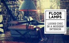 http://www.clicknbuyaustralia.com/floor-lamps-looks-chic-modern-interior-find/ #Blog: Floor #Lamps Looks Chic In A Modern #Interior… Find Out Why #Australia #Melbourne #Sydney #lighting #homedecor #Christmas