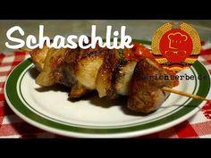 Schaschlik (von: erichserbe.de) - Essen in der DDR: Koch- und Backrezepte für ostdeutsche Gerichte | Erichs kulinarisches Erbe