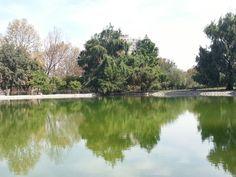 trip for2. Parque de los reyes, santiago, chile