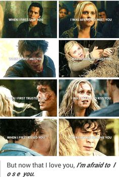 Bellarke ~ The 100 The 100 Show, The 100 Cast, Cw Series, Series Movies, Orphan Black, Movies Showing, Movies And Tv Shows, Grey's Anatomy, Bellamy The 100