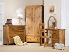 Stunning handcrafted aged effect bedroom furniture range! Call our friendly team on 01535606660 to order yours today :) x