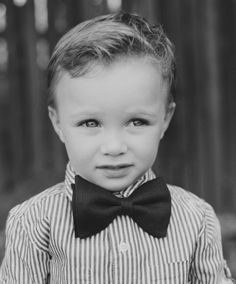 This is the cutest little boy!