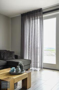 Home Living Room, Window Treatments, Sweet Home, Bedroom Decor, Windows, Curtains, Interior Design, House, Decor Ideas