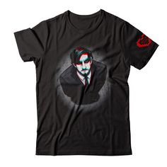 Darkiplier wants to be with you... forever  But you'll have to make your choice soon because this limited edition design is only available for 24 hours! Even Dark has a generous side so a port...