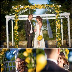 Cérémonie de mariage laïque ! beautiful !