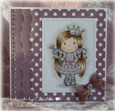 Posh Prince by DT Christine  http://www.the-papernest.com/