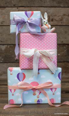 #giftwrap #babyshower #kidswrappingpaper