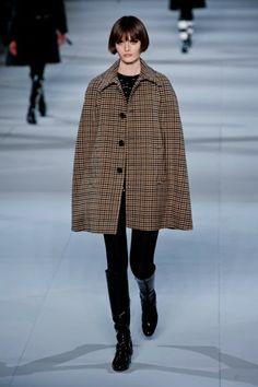 Yves Saint-Laurent @ Paris Fashion Week winter 2014-15 - video