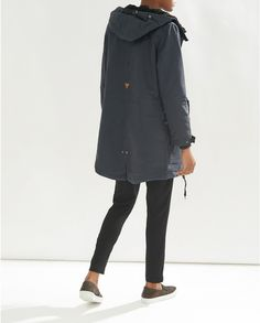 Selected Femme Maddy Parka - Atterley Road