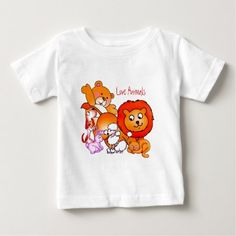 Love Animals T-Shirt - click to get yours right now!