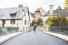 Limousin, France Engagement Shoot