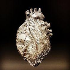 Y @miguelvalinas se vuelve objeto !! #3d #3dprinting #sculpture #art by manuel165