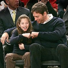 Harry Connick Jr and daughter