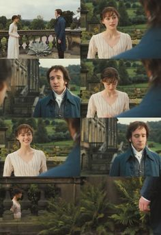 Pride & Prejudice (2005) - starring Keira Knightley as Elizabeth Bennet and Matthew MacFayden as Mr. Darcy
