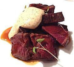 Bull is popular menu item at Rodero. Pamplona, Menu Items, Spain, Beef, Popular, Food, Meal, Most Popular, Essen