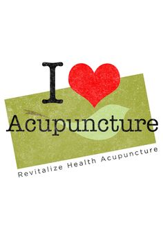Who doesn't love acupuncture?