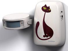 Türklingel für Katzen und Hunde