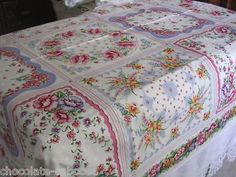 Handkerchief quilts