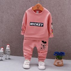 Spring Autumn Baby Boys Clothes Full Sleeve T-shirt And Pants 2pcs Cotton  Suits Children Clothing Sets Toddler Brand Tracksuits 991c95f7e