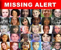 About Missing Kids. These are Missing Children that have been reported to The National Center for Missing and Exploited Children. Missing Alert was developed by Lane Williams. The Missing Children information is updated daily. If you have any information about any of these Missing Children please contact The National Center for Missing and Exploited Children at 1-800-THE-LOST With your help we can help these children find their way home to their loved ones. #missingkids