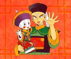 Tien / Tenshinhan ~ Chiaotzu / Chaoz