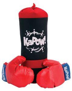 Schylling Punching Bag & Glove Set (for children) « Impulse Clothes