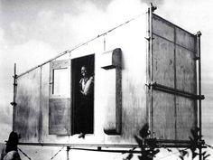 "Refugio de montaña ""Bivouac"", Charlotte Perriand"