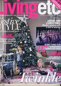 Living etc Loves our Christmas Stockings!
