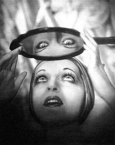 Studio Manassé: The Mirror, c.1930.
