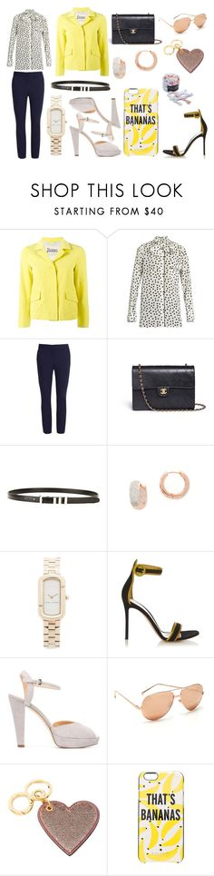 """""""Wear something spectacular"""" by camry-brynn ❤ liked on Polyvore featuring Herno, Dolce&Gabbana, Diane Von Furstenberg, Chanel, Yves Saint Laurent, Bronzallure, Marc Jacobs, Gianvito Rossi, MICHAEL Michael Kors and Linda Farrow"""