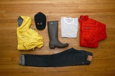"The Midwestyle: ESSENTIALS: Jeff's ""Primary"" Spring Outfit"