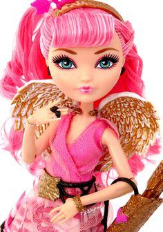 C.A. Cupid daughter of Eros