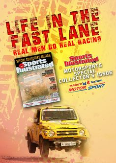 Grab your free copy of Sports Illustrated Motorsport Special now!! Available with Maxim August issue http://www.magsonwink.net/Maxim-India
