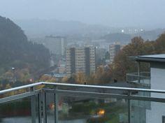 Chuva, rain, reign. Fyllingsdalen, Bergen, Norway. Outono, fall, host, autumn.