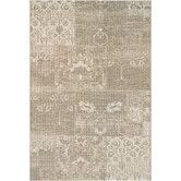 Found it at Wayfair - Afuera Country Cottage Beige & Ivory Indoor/Outdoor Area Rug