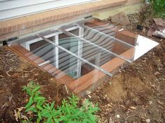 Need this for Egress window to keep out leaves, or skunks in hibernation, or other unwanted things the kids might drop into it.  And don't forget to put in a drain.