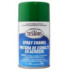 Testors Gloss Enamel Spray in