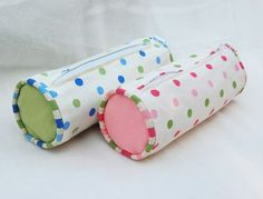 Back to School Pencil Case | Sew Mama Sew | Outstanding sewing, quilting, and needlework tutorials since 2005.
