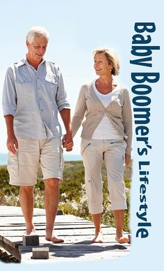 Baby Boomers Lifestyle.org is a new site providing exclusive content for Baby Boomer's Health, Wealth and Lifestyle Issues. Our content is especially relevant for Baby Boomers retiring.