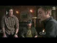 Supernatural Adam Tells Dean,Sam,Cas And Bobby That He Is Michael's Vessel 100th Episode (5x18) - YouTube