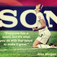 Soccer pinteres i love alex morgan shes a beast voltagebd Image collections