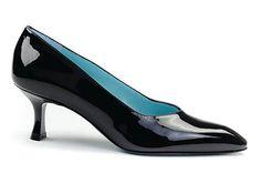 Thierry Rabotin Romane C443 Black Shine - Couture | Hanigs Footwear - Hanig's Footwear