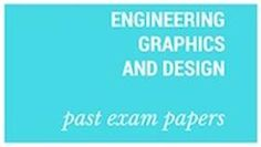 NSC old exam papers: Engineering Graphics & Design Past Exam Papers, Past Exams, Final Exams, Paper Engineering, Told You So, Graphics, Graphic Design, Learning, Studying