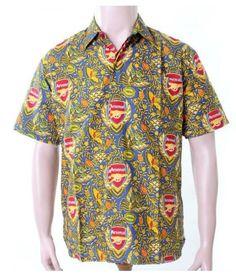 Kemeja Batik Bola Arsenal BBA9333 ba0ccb5daa
