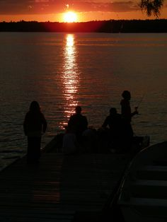 Fishing in the St. Lawrence River  Photo: James L. Root