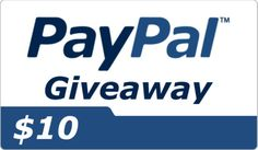 Giveaway Pros $10 PayPal Giveaway via http://ift.tt/2iWL8UK IFTTT reddit giveaways freebies contests